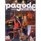 Dvd Exaltasamba   Pagode Do Exalta Ao Vivo   Original Lacrad