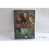 Dvd Filme Piratas Do Caribe O Bau Da Morte