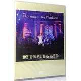 Dvd Florence And The Machine   Mtv Unplugged