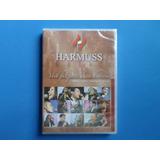 Dvd Grupo Harmus   Você Faz Parte Dessa História