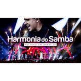 Dvd Harmonia Do Samba Ao Vivo Em Brasilia