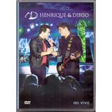 Dvd Henrique E Diego   Ao Vivo