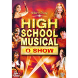 Dvd High School Musical   O Show   Original E Lacrado