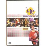 Dvd Inimigos Da Hp   Ao Vivo   Digipack Original E Lacrado