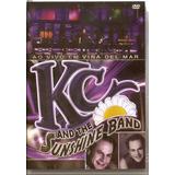 Dvd Kc And The Sunshine Band   Ao Vivo Em Viña Del Mar   Lac