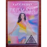Dvd Lacrado Katy Perry   The Prismatic World Tour Live