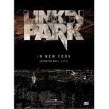 Dvd Linkin Park   In New York   Webster Hall   2007