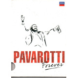 Dvd Luciano Pavarotti   Forever   Capa Pac