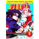 Dvd Naruto Volume 8 Sharingan Revivido