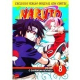 Dvd Naruto Volume 8 Sharingan Revivido