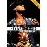 Dvd Ney Matogrosso   Em Brasileiro Interpreta Chico Buarque