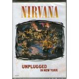 Dvd Nirvana   Unplugged In New York   Novo