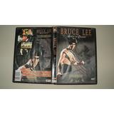 Dvd Original   Bruce Lee  A Marca Do Dragão
