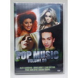 Dvd Pop Music Volume 9 Alex Gaudino Amannda Cascada Meital