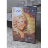 Dvd Sandi Patty   Let There Be Praise Lacrado