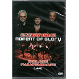 Dvd Scorpions Moment Of Glory