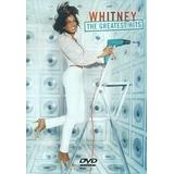 Dvd Whitney Houston   Greatest Hits
