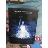 Dvd Within Temptation the Silent Force Tour Importado  Goth
