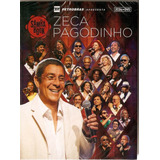 Dvd Zeca Pagodinho Kit Com 2cds   1 Dvd   Samba Book