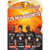 Dvd furacão 2000 os Hawaianos lacrado
