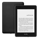 E-reader Kindle Amazon 8gb Paperwhite Tela 6 Wifi Preto