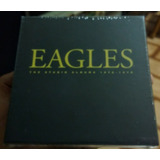 Eagles   Studio Albums Box 1972 1979   6 Cds Oferta