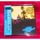 Eagles Hotel California Japan Mini Lp Shm Cd Japones Japao