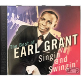 Earl Grant The Best Of Earl Grant   Singin  A Novo Lacr Orig