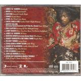 Earth Wind E Fire Cee Lo Green Chaka Khan Cd Tribute Hendrix