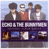 Echo And The Bunnymen   Original Album Séries 5 Cds
