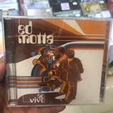 Ed Motta   Ao Vivo Cd Duplo Original Lacrado Pronta Entrega