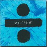 Ed Sheeran   Divide Cd Novo Lacrado Fabrica  Shape Of You