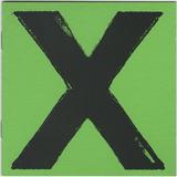 Ed Sheeran Cd   X Lacrado De Fabrica    Rock Pop