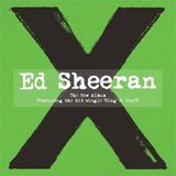 Ed Sheeran X   Cd Pop