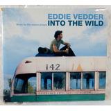 Eddie Vedder Into The Wild Cd Original Digipack Frete 12