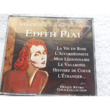 Edith Piaf Dejavu Retro Box Cd Original Duplo Importado  eu