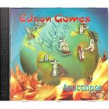 Edson Gomes Apocalipse   Novo Lacrado Original
