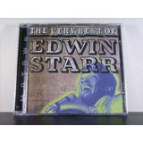 Edwin Starr The Very Best Of Cd Orig Imp Motown Av8