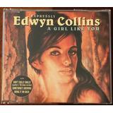 Edwyn Collins Cd Single A Girl Like You Raro