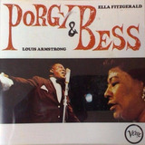 Ella Fitzgerald & Louis Armstrong   Porgy & Bess   Cd