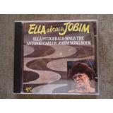 Ella Fitzgerald     Abraça     J O B I M     Cd