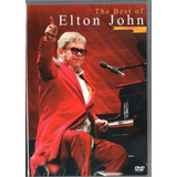 Elton John   The Best Of Brand New Seale  Dvd   Cd