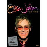 Elton John Itunes Festival 2013  Dvd   Cd