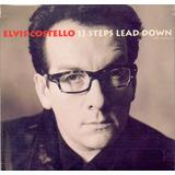 Elvis Costello 1994 13 Steps Lead Down Cd Single Capa Papel
