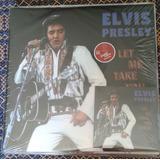 Elvis Let Me Take You Home Lp Cd