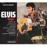 Elvis Presley   Elvis Sings Cd