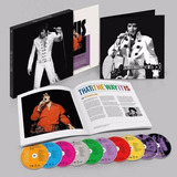 Elvis Presley  That s The Way It Is    8cd s 2 Dvd s Box Set