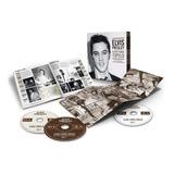 Elvis Presley A Boy From Tupelo Cd Box Deluxe  Pronta Entr