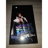 Elvis Presley Live In Las Vegas Box 4 Cds