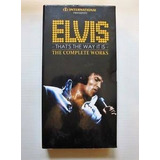 Elvis That s The Way Complete Works Box Original Pronta Entr